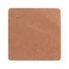 Metal Blank 24ga Copper Square 19mm No Hole 9pcs